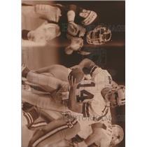 1985 Press Photo Gary Hogeboom Cowboys - RSH37149