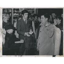 1969 Press Photo Derek Sanderson - RSH24737