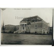 1912 Press Photo The Parliament Building in Athens - XXB08005