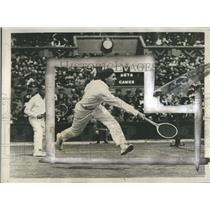 1924 Press Photo France Tennis Jean Borotra Wimbledon - RSH30339