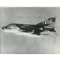 1968 Press Photo RAF Spey engined Phantom FGR2