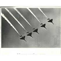 1979 Press Photo Navy Blue Angels - RRW52205