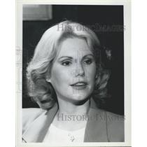 1981 Press Photo Rita Janrette