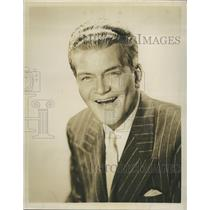 1949 Press Photo Jay Flippen American character actor. - RSH79839