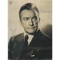 1948 Press Photo Claude Rains English stage and film actor. - RSH86159