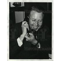 1939 Press Photo Dr Ernest Orlando Lawrence, winner Nobel Prize - RSL48029