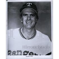 1976 Press Photo Seattle Mariners pitcher Gaylord Perry - RSL72701