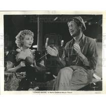 1940 Press Photo Ann Sothern Congo Maisie Actress - RRR82575