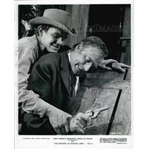 "1968 Press Photo Scene From Walt Disney Movie ""The Mystery Of Edward Sims"""