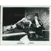 """1915 Press Photo Charlie Chaplin in """"A Night At The Show"""" - DFPG24033"""