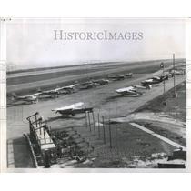 1959 Press Photo Meigs Field Air Port Northerly Island - RRR90241