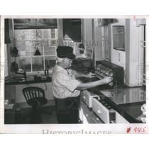 1964 Press Photo Haas Museum Depot - RSH14705