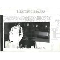 1972 Press Photo Federal Aviation Administration Juneau - RRR94703