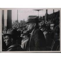 1936 Press Photo Giants Vs. New York Yankees