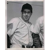 1949 Press Photo Sam Dente of Washington Senators