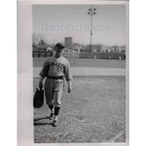 1936 Press Photo Coach Jewel Ens, Pirates