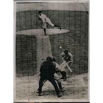 1938 Press Photo Pete Naktensi of Albany