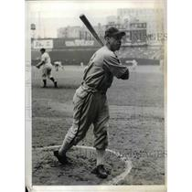 1943 Press Photo Guy Curtright of Chicago White Sox