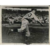 1931 Press Photo John Berly, Pitcher