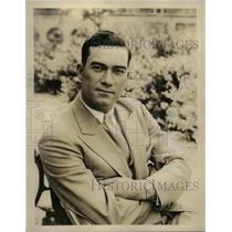 1930 Press Photo Fred Marberry  of Washington Senators