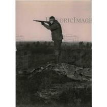 1921 Press Photo George Burns