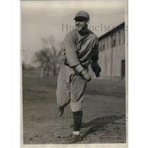 1930 Press Photo Harvard baseball, Edward McGrath - nea05819