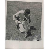 1932 Press Photo Washington Senators' Nick Altrock - nea05100