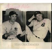 1936 Press Photo NY Yankees, Pat Malone