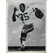 1970 Press Photo Dallas Cowboys, Calvin Hill, running back