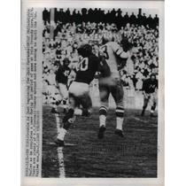 1949 Press Photo Jack Ferrante Philadelphia Eagles - nea08178