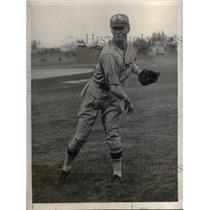 1931 Press Photo St Louis Cardinals pitcher, O.E. Blanton - nea08079