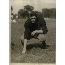 1930 Press Photo West Point left tackle, John C. Gordon - nea12581