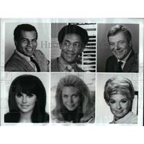 1960 Press Photo Comedian Nominees for Emmy Award - nea10031