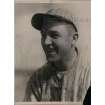 1924 Press Photo Dave Thomason rookie pitcher NY Giants - nea08092