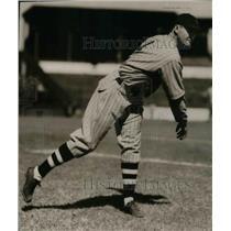 1933 Press Photo Cleveland indians Pitcher Belve Bean