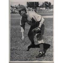 1926 Press Photo John C. Wittig pitcher for NY Giants - nea08073