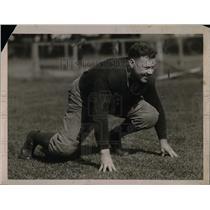 1919 Press Photo Yale Freshman C. Galt Guard