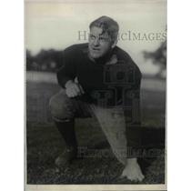 1923 Press Photo Yale football guard, RC Batty