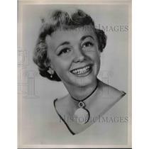 "1950 Press Photo Actress Doris Day  in ""Village Green"""