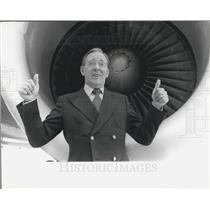 1979 Press Photo Air Safety Chief
