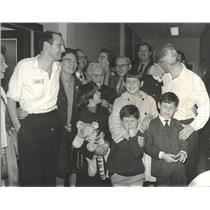 1967 Press Photo Captains David Taylor Trevor Copleston Released Algeria London