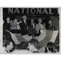 1939 Press Photo Hutchinson, Garfield, Thomas, Hollinshead, of Civil Liberties