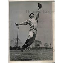 1940 Press Photo James Pofahl, Rookie, Washington Nationals