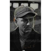 1930 Press Photo Bill McAfee Pitcher Chicago Cubs Major League Baseball MLB