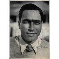 1931 Press Photo Elon Hogsett of the Detroit Tigers