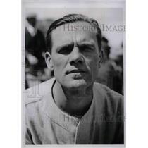 1936 Press Photo Peter Appleton Rookie Pitcher Washington Senators