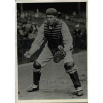 1935 Press Photo Ray Hayworth, Detroit Tigers Catcher