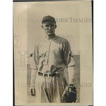 1926 Press Photo Johnny Butler, shortstop of Minneapolis
