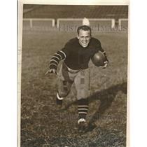 1924 Press Photo Capt H. O'Callahan of Stevens Institute of Tech football