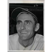 1939 Press Photo Cincinnati Reds Pitcher John Arnold Nigerling